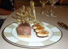 Chocolate Ganache Cake onboard #LuxuryYacht MAGIX www.njcharters.com #DestinationConfidential