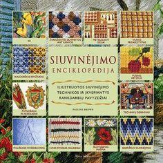 Siuvinėjimo enciklopedija, Pauline Brown: Knyga [9789955383765] - Knygos.lt