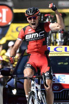 Greg Van Avermaet wins Stage 5 Tour de France 2016 AFP / jeff pachoud