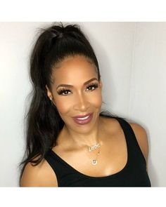 Real Housewife Of Atlanta Sheree Whitfield Debuts A New 'Do