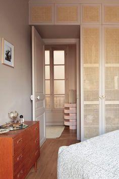 Home Interior Living Room .Home Interior Living Room Parisian Apartment, Paris Apartments, Home Interior, Interior Design, Interior Paint, Wardrobe Doors, Small Wardrobe, Sliding Wardrobe, Modern Wardrobe
