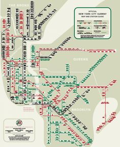 """washingtonpost: """" Why designers can't stop reinventing the subway map """""""
