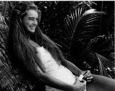 Brooke Shields // Blue Lagoon