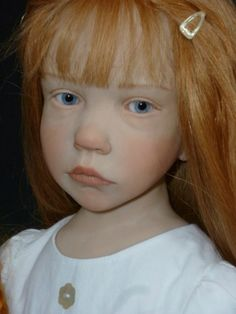 Авторские куклы Laurence Ruet (Лауренс Руе)
