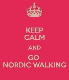 Go Nordic walking
