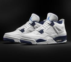 "Air Jordan IV ""Columbia"" (Spring 2015) – Photos"