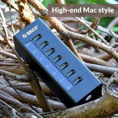 7 Port High Speed USB Hub Usb Hub, High Speed, Products