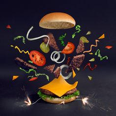 fatandfuriousburger.com -- the greatest burger blog you'll ever see.