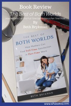 Making part-time work really work for you with helpful tips, stories, and guiding questions in a well written book.