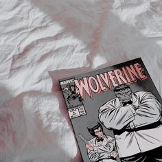 wolverine and the big guy Dc Vibe, Arte Alien, Muse, Eleanor And Park, Addicted Series, White Aesthetic, Aesthetic Pictures, Wolverine, Stranger Things