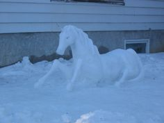 Snow+Sculptures | How To Make Snow Sculptures In Fun Shapes | The Fun Times Guide to ...