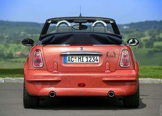 2004 AC Schnitzer Mini Cooper Covertible