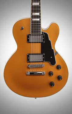 D'Angelico EX-SD Gold Top Exclusive Electric Guitar