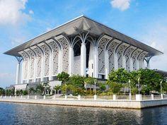 The Iron Mosque - Malaysia