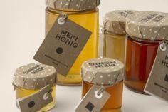 Mein Honig – Brand Identity – Design Association Austria
