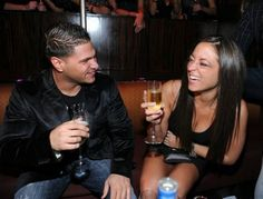 'Jersey Shore' Sammi And Ronnie Are Back Together