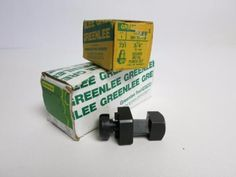 """business-commercial: Lot of 3 Greenlee Square Metal Punches Sizes 1/2"""", 3/4"""", 5/8""""  jn 25 C D22 #Business - Lot of 3 Greenlee Square Metal Punches Sizes 1/2"""", 3/4"""", 5/8""""  jn 25 C D22..."""