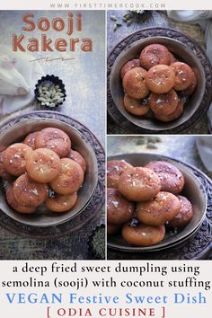 Sweets Recipes, Easy Desserts, Indian Food Recipes, Delicious Desserts, Vegan Recipes, Yummy Food, Diwali Recipes, Vegan Desserts, Dinner Recipes