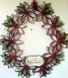 Dicas de decorações natalinas  Muitas pessoas escreveram para o blog por e-mail e redes sociais pedindo ideias de guirlandas diferentes o...
