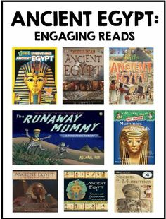 Ancient Egypt: Engaging Reads