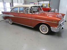 1957 Chevrolet Bel Air 2 Door Sedan ★。☆。JpM ENTERTAINMENT ☆。★。