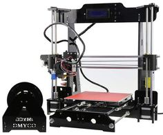 printing also known as rapid prototyping technology is the design process where computer programming guides the creation of a three dimensional model through the layering of fabrication material. Cheap 3d Printer, Best 3d Printer, Printer Desk, Fused Deposition Modeling, 3d Printing Technology, Good And Cheap, Computer Programming, How To Treat Acne, Design Process
