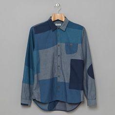 Folk lock shirt