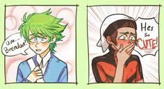 Brendan x Wally Pokemon Manga, Pokemon Oc, Pokemon Ships, Pokemon Special, Dog Fighting, Catch Em All, Fandoms, Fan Art, Cute
