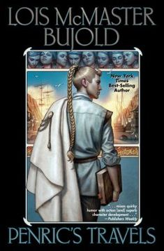 Penric and Desdemona, books 4-6. Learned Penric, a sorcerer and divine of the Bastard's Order, has faced danger and intrigue many times before. Now, he finds himself on his first covert diplomatic mission. Penric must travel across the sea to Cedona in an attempt to secure the services of the Cedonia General Arisaydia for the Duke of Adria. But nothing is as it seems. High Fantasy, Fantasy Books, New Books, Good Books, New Times, Sci Fi News, Free Books To Read, Fiction Books, Book Lists