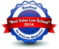 IU McKinney named by the National Jurist Magazine: Best Value Law School