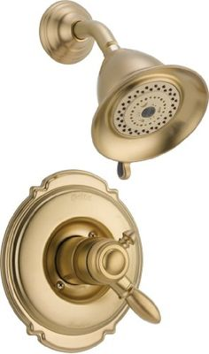 Delta Faucet T17255CZ Victorian Monitor 17 Series Shower Trim Champagne  Bronze *** You Can