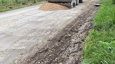 Lucrări de întreținere au loc pe drumul judeţean 109V Satu Lung – Giula