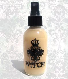 This perfume spray will help you see into the future, manifest things, attract luv, give you strength, enhance psychic intuition, protect you from all kinds of bullshit, and bring good juju into your life. Now that's fucking magic witches.Spray it in your hair, on your body, around your room, here, there and everywhere, you can even use this shit to dust. I do.This witchy scent is a light white sugar coated kiss blanketed by succulent fruit dipped in a deep red resin. Un...