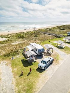 Cape Hatteras KOA Resort is located in the tiny coastal community of Rodanthe. Camping Places, Camping Spots, Beach Camping, Camping Life, Camping Ideas, Tent Camping, Rv Life, Camping Tricks, Winter Camping