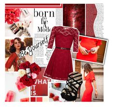 """""""Born To Be A Model."""" by elizabeth4ever ❤ liked on Polyvore featuring Hilfiger and Yumi"""