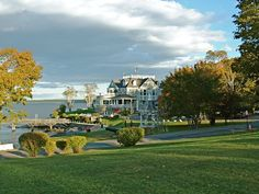 Bar Harbor Inn, Bar Harbor, Maine. We have been going here for many years and always leave wanting to return.