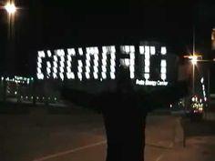 """Greg Reese Loves Cincinnati - Hype Up Cincinnati  One of the winners of """"Hype Cincinnati"""" a few years ago."""