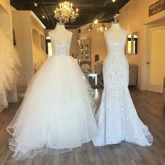 Blush by Hayley Paige - Pepper and West Wedding Dresses - ballgown and fitted - J Bridal Boutique Hailey Page Wedding Dress, 2 In 1 Wedding Dress, Crystal Wedding Dresses, Princess Wedding Dresses, Bridal Wedding Dresses, Designer Wedding Dresses, Wedding Dress Removable Skirt, Wedding Looks, Dream Wedding
