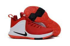 sports shoes e3c16 ea785 Wholesale Cheap Lebron Witness Red White Black - www.wholesalefairs.com.  www.wholesalefairs.com wholesale cheap nike shoes