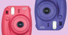 Heb je de nieuwe kleurtjes van onze Instax camera al gezien?