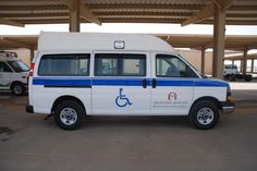 The Type I handicap vehicle has sophisticated infrastructure, and is equipped with cutting-edge technology to make travelling a comfortable experience for the handicapped. Type I, Travelling, Van, Technology, Vehicles, Tech, Vans, Tecnologia, Car