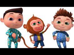 Nursery Rhymes Videos For Kids: Chunnu Munnu The Do Bhai - Hindi Poem for Kids - M...