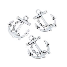Anchor Charms - OrientalTrading.com
