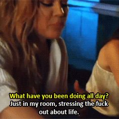 She's the most relatable. | Community Post: 33 Times Khloé Proved She Was The Best Kardashian