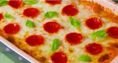 Máte rádi tvarohový koláč? Pak musíte vyzkoušet recept mojí maminky, který chutná jako tvarohové nebe! Vyzkoušejte! - Pepperoni, Pizza, Food, Essen, Meals, Yemek, Eten
