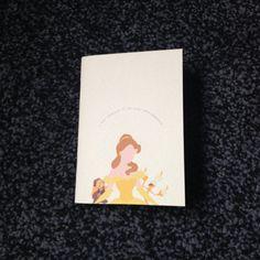 Mini Belle Notebook, $2.74