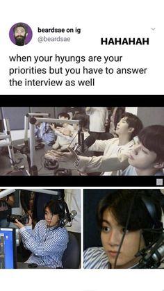 bts memes like leave me alone, I need to capture my hyungs jungkook Bts Namjoon, Kookie Bts, Bts Bangtan Boy, Jimin, Taehyung, K Pop, Bts Love, Bts Tweet, Bts Memes Hilarious