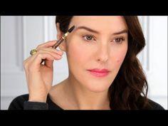 How to Use an Eyebrow Pencil Tutorial by Lisa Eldridge with Lancôme