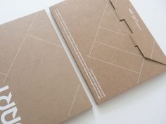 Game City Booklet by Stephan Lerou, via Behance