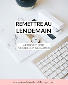Remettre au lendemain: 6 exercices pour arrêter de procrastiner Work Motivational Quotes, Work Quotes, Adrenal Health, Burn Out, How To Stop Procrastinating, Job Work, Finding Happiness, Life Philosophy, Job Posting